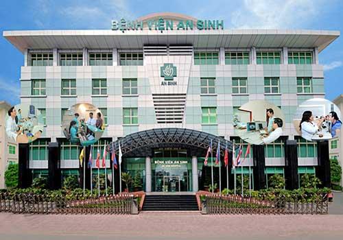 Bệnh viện An Sinh đạt tiêu chuẩn quốc tế hàng đầu