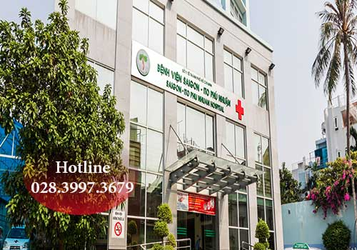 Bệnh viện Chấn thương chỉnh hình SAIGON - ITO cơ sở Phú Nhuận