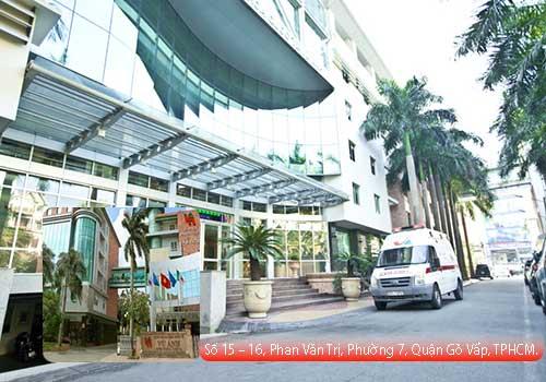 Bệnh viện Đa khoa Quốc tế Vũ Anh là mô hình bệnh viện - khách sạn hiện đại
