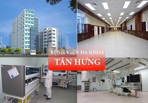 Bệnh viện Đa khoa Tân Hưng là mô hình y tế chất lượng cao