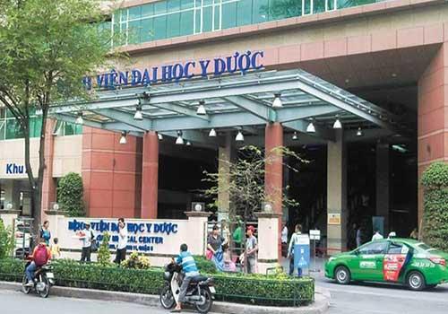 Bệnh viện Đại học Y Dược Thành phố Hồ Chí Minh cơ sở 1
