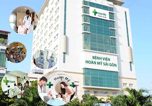Bệnh viện Hoàn Mỹ Sài Gòn là hệ thống y tế chất lượng cao