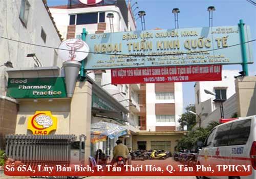Bệnh viện Chuyên khoa Ngoại Thần kinh Quốc tế đầu tiên tại Việt Nam