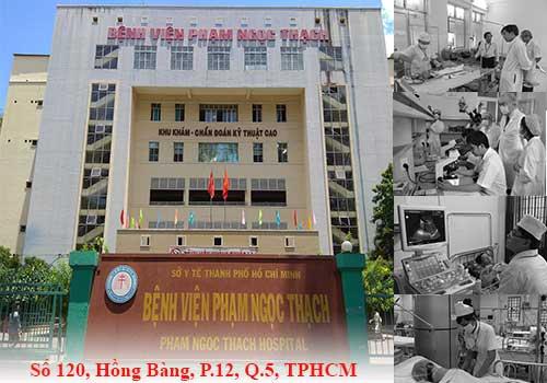 Bệnh viện Phạm Ngọc Thạch