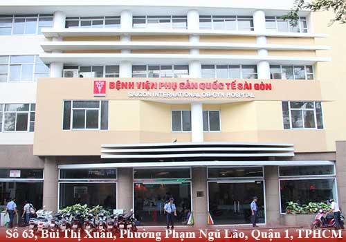 Bệnh viện tư nhân chuyên khoa Phụ sản lớn tại TPHCM