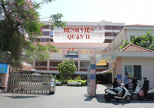 Bệnh viện Quận 11 chăm sóc y tế toàn diện cho người dân TPHCM