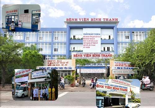 Bệnh viện Quận Bình Thạnh hiện có hai cơ sở điều trị đáp ứng nhu cầu của người dân