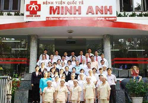 Bệnh viện Quốc tế Minh Anh tạo lập môi trường khám bệnh an toàn, thân thiện
