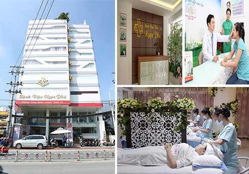 Bệnh viện Thẩm mỹ Ngọc Phú chất lượng cao và ứng dụng công nghệ Hàn Quốc