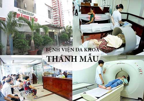 Bệnh viện Thánh Mẫu - hệ thống khám chữa bệnh hiện đại