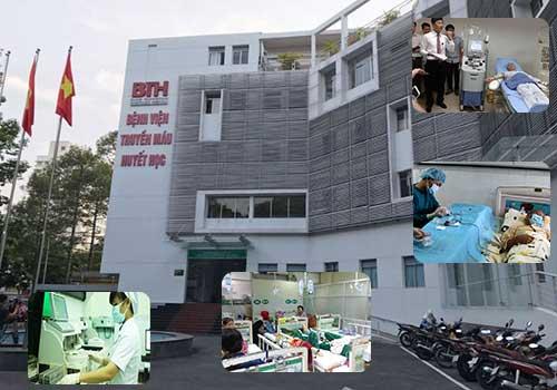 Bệnh viện hạng I do Sở y tế trực tiếp quản lý
