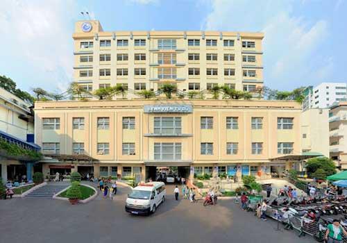 Bệnh viện Từ Dũ là bệnh viện phụ sản lớn nhất miền Nam