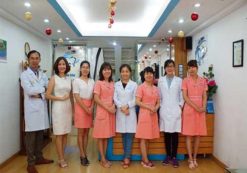 Nha khoa Tân Định có gần 20 kinh nghiệm điều trị