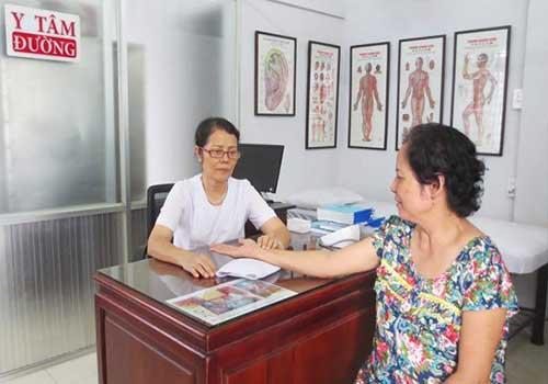 Phòng Chẩn trị Đông y Y Tâm Đường có hơn 10 năm kinh nghiệm hoạt động