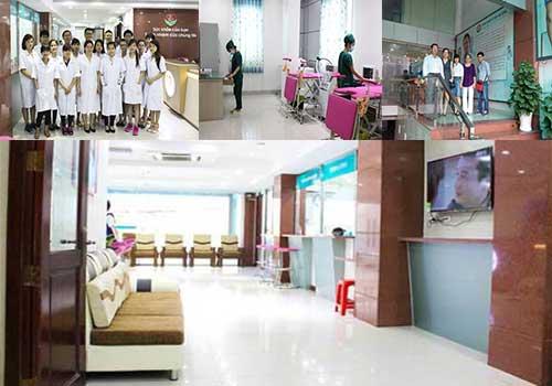 Cơ sở vật chất và tiện nghi tại phòng khám đa khoa Đại Đông