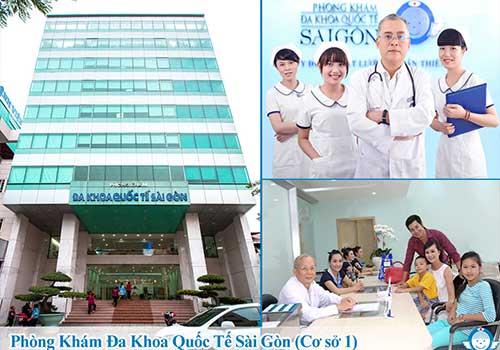 Phòng khám đa khoa Quốc tế Sài Gòn