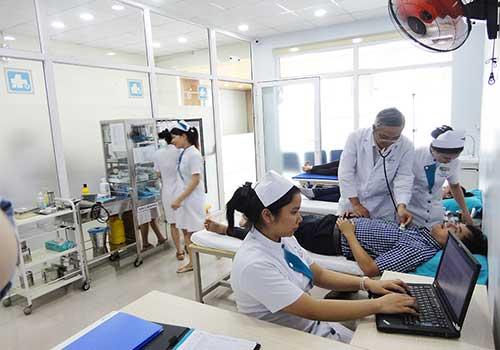 Phòng khám đa khoa hạng I tại huyện Nhà Bè TPHCM