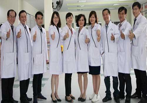 Phòng khám Đa khoa Thành Công có hơn 10 năm kinh nghiệm với đội ngũ y bác sĩ giỏi