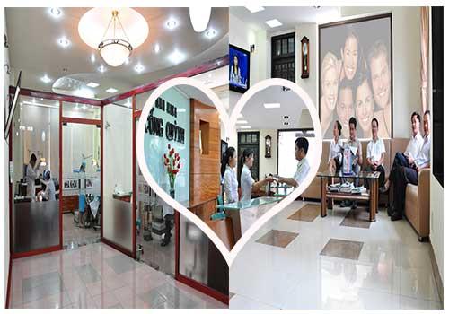 Phòng khám Nha khoa Cống Quỳnh hiện đại và chất lượng