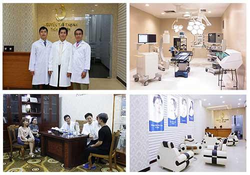 Thẩm mỹ viện ứng dụng công nghệ hàng đầu tại Hàn Quốc