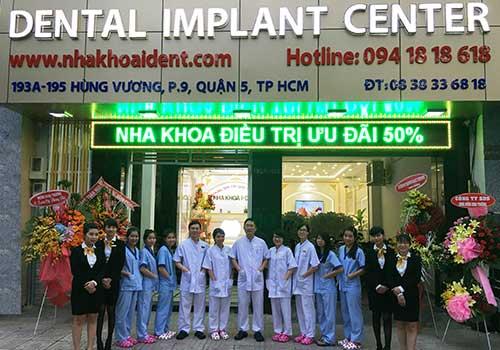 Trung tâm Cấy ghép Implant I-Dent