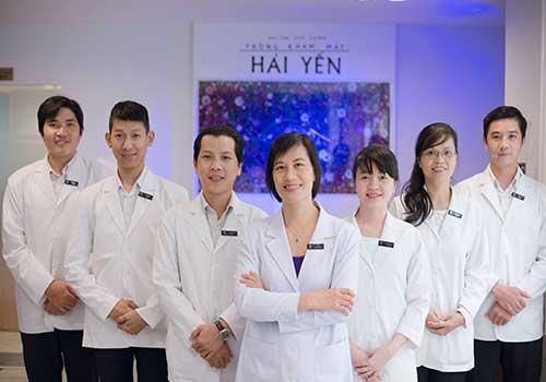 Trung tâm Mắt Hải Yến là trung tâm Nhãn khoa chất lượng cao