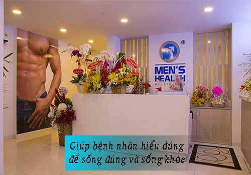Trung tâm Sức khỏe Nam giới Mens health