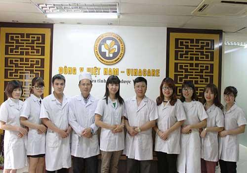 Trung tâm sở hữu đội ngũ y bác sĩ có chuyên môn và tay nghề giỏi